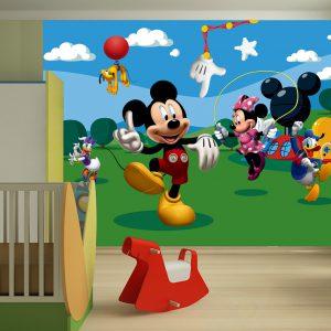 Φωτοταπετσαρίες τοίχου παιδικές