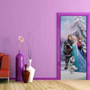 Φωτοταπετσαρίες πόρτας - τοίχου παιδικές