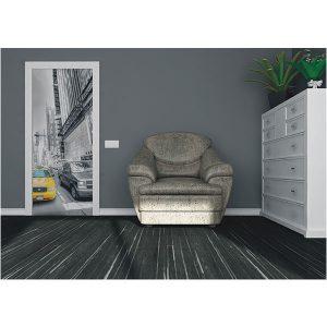 Φωτοταπετσαρίες πόρτας - τοίχου
